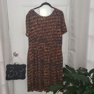 3XL AMELIA DRESS